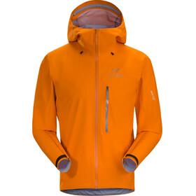 Arc'teryx Alpha FL Jakke Herrer orange
